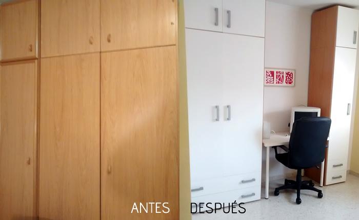 Renovar puertas de armario latest armarios sin puertas for Armarios sin puertas leroy merlin