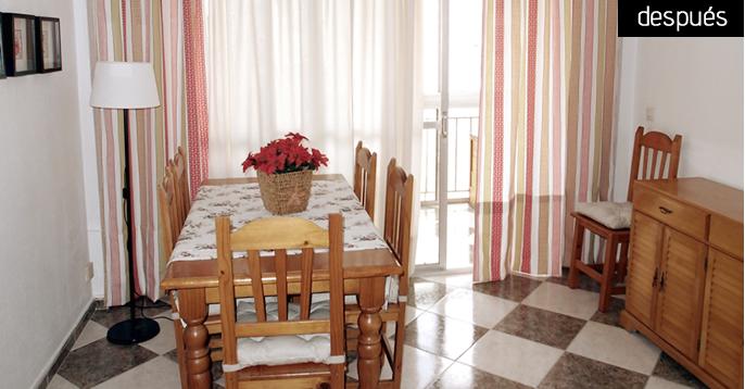 actualiza tu salón-comedor después