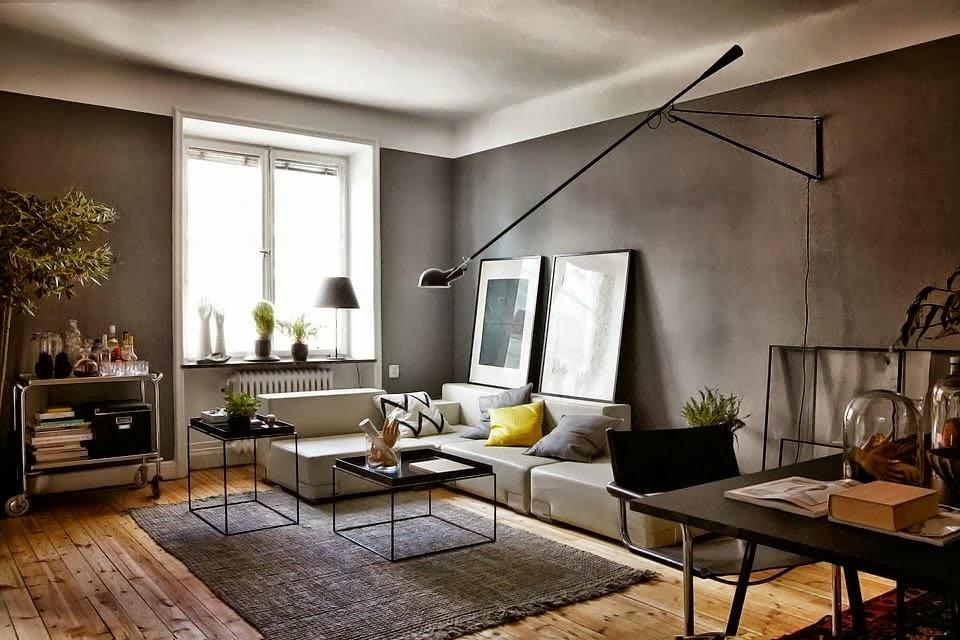 Tips para conseguir un estilo urbano piensa en deco - Decoracion de interiores vintage ...