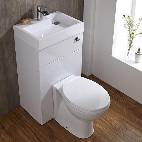 cisterna lavabo integrada