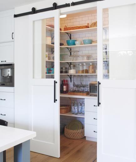 reformar cocina puerta deslizante