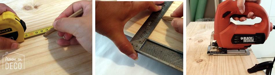 pasos para hacer un taburete para sentarse en seiza