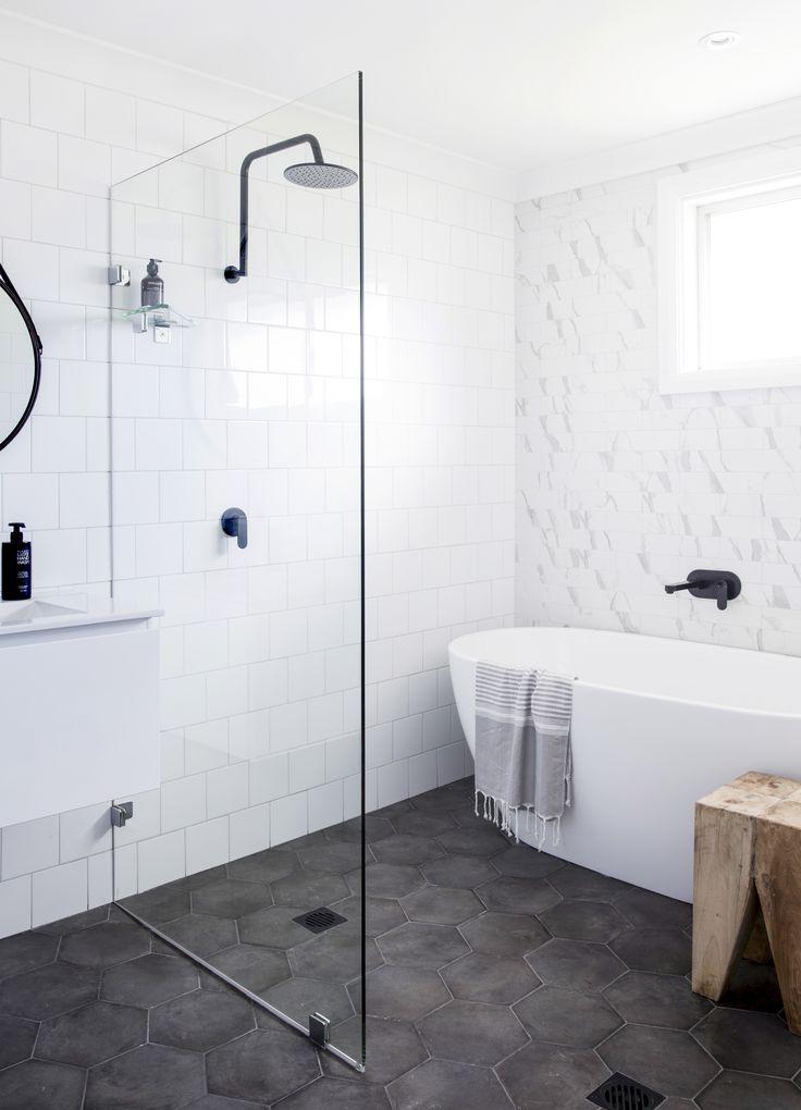 wet bathroom