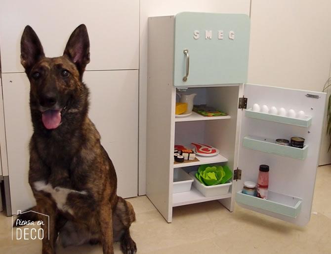 frigorifico vintage diy